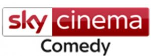 Sky Cinema Comedy logo