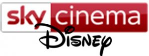 Sky Cinema Disney logo
