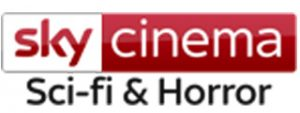 Sky Cinema Sci Fi & Horror logo