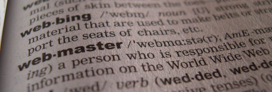 Internet jargon-buster