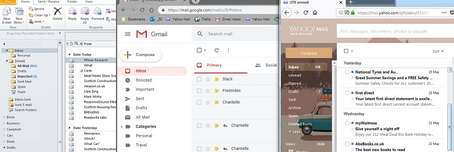 Which is the best email software package?