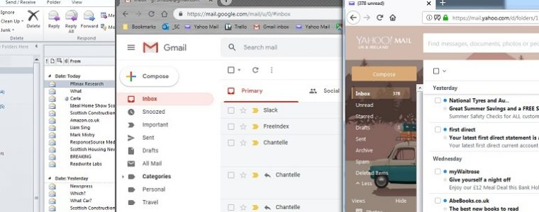 How ISPs and email providers protect you against spam