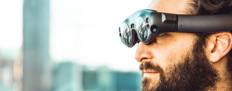 Introducing augmented reality headsets
