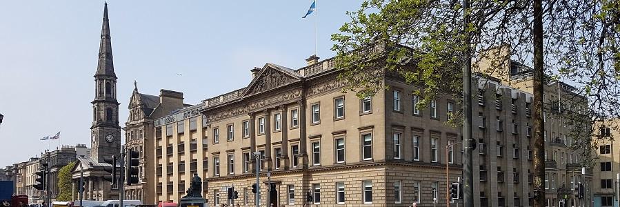 Broadband deals in Edinburgh