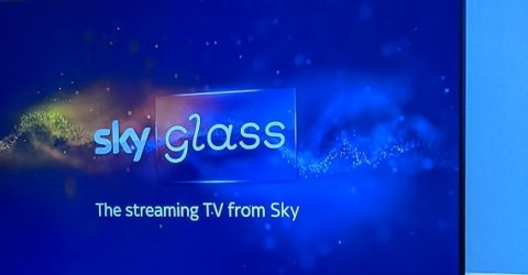 Sky makes move to online with Sky Glass